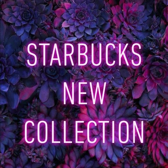 Starbucks 2021 New Collection